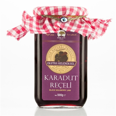 Picture of Karadut Reçeli 500 gr net